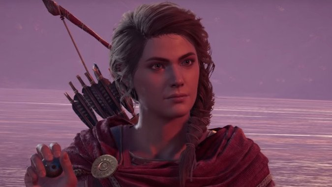 Off Topic: Assassin's Creed Odyssey's future is only limited by our creativity with new Story Creator...