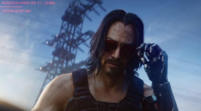 Off Topic: Cyberpunk 2077 gets a release date and a very familiar face indeed revealed at...