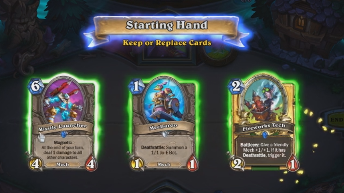 A step-by-step guide to playing Mech Hunter decks in Hearthstone