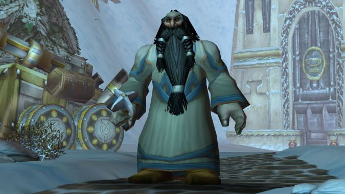 Priest racial abilities in WoW Classic