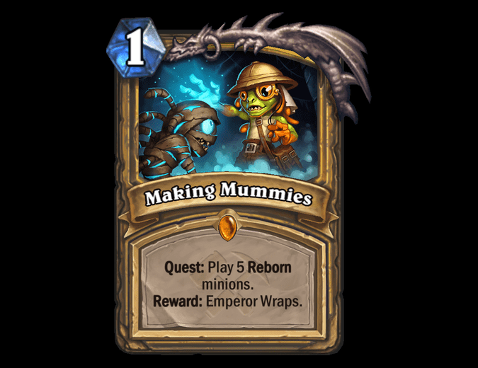 all of the quest cards in hearthstone saviors of uldum reviewed all of the quest cards in hearthstone
