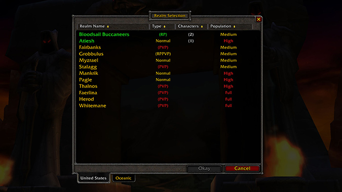 Which WoW Classic realm should you choose to play...