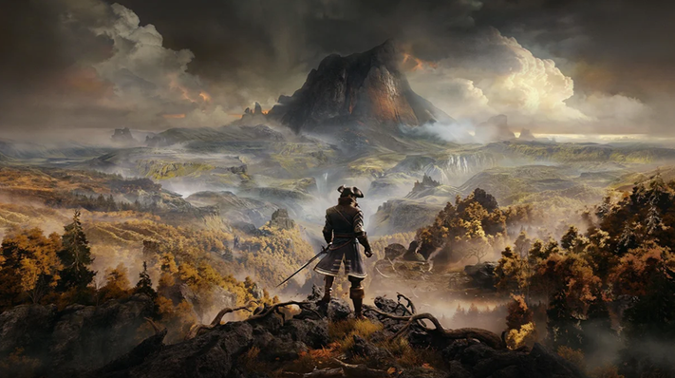 Off-Topic: Greedfall is a fascinating take on the fantasy...