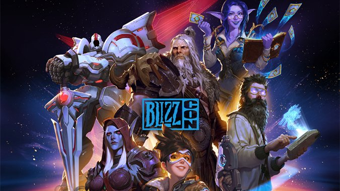 BlizzCon 2019: New Key Art and the Virtual Ticket announced