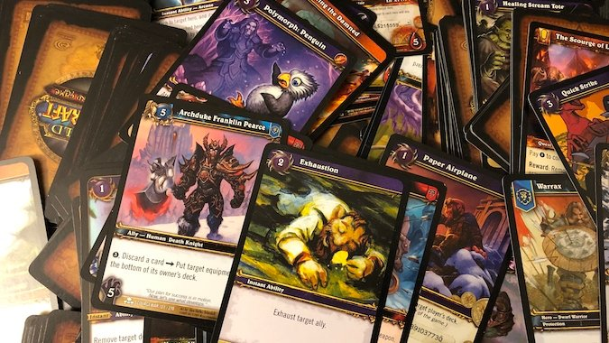 If you could design a World of Warcraft tie-in game, what would it...