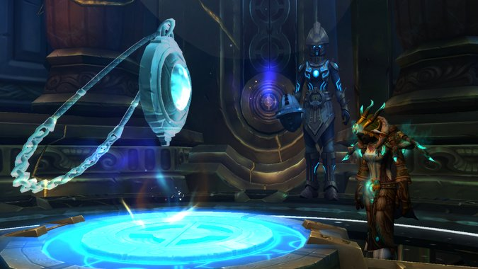 Essences won't be account-wide in patch 8.3, but they will be easier to...