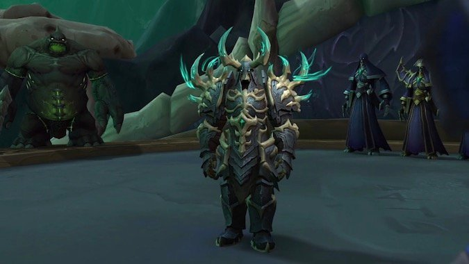 Death Knight class changes in WoW Shadowlands