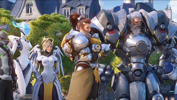 Overwatch 2 Continues The Story Of Overwatch By Getting The Band Back Together