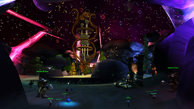 A quick guide to doing all of WoW's 15th Anniversary content
