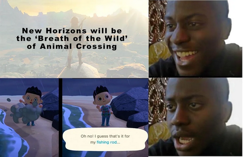 Here Are The Best Animal Crossing New Horizons Memes We Ve Found