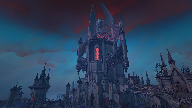 Castle Nathria raiding begins on December 8, just two weeks after  Shadowlands launches