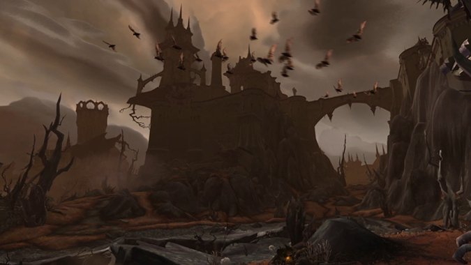 Everything we know about the Venthyr Covenant in WoW Shadowlands