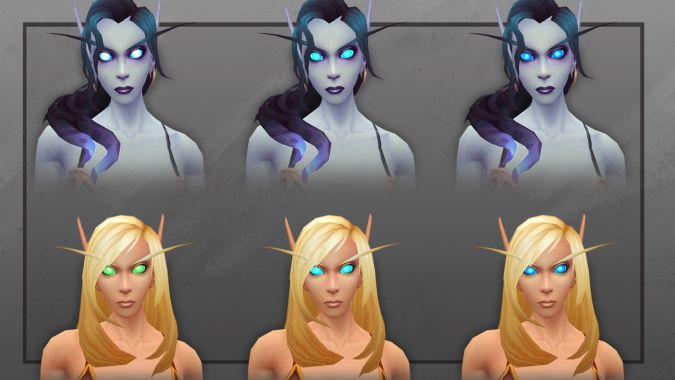 The Shadowlands Options For Blood And Void Elves Are Not High Elves And That S Great Unlocking allied races in shadowlands will be easier, however you have to to achieve stage 50 to obtain the questline and unlock heritage armor units. void elves are not high elves