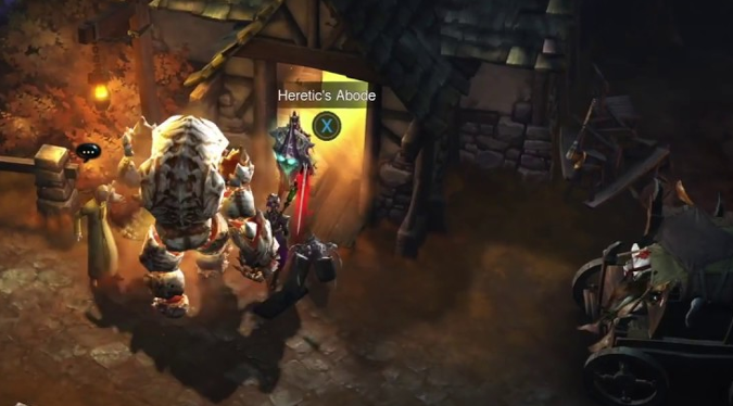 How And Where To Get The Hellfire Amulet In Diablo 3
