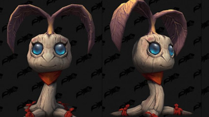 The Cutest Battle Pets So Far In World Of Warcraft Shadowlands