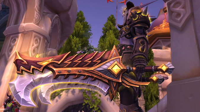 Transmog addicts rejoice, because Artifact appearances have more  flexibility than ever in Shadowlands