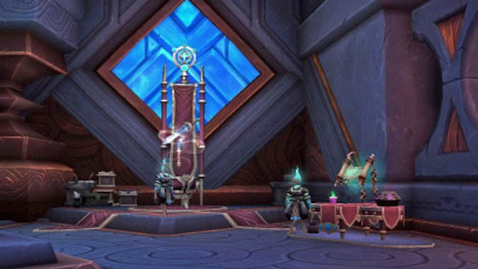 All the enchants in World of Warcraft: Shadowlands to help you be ready for raiding