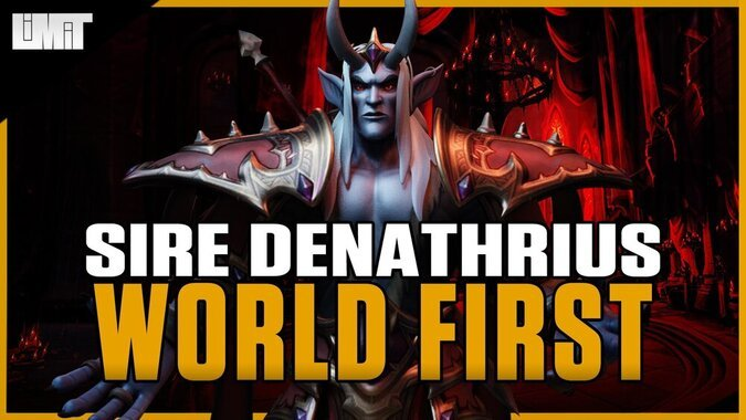 Race to World First: We have a winner in the race to defeat Mythic Castle  Nathria!